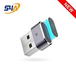 USB-устройство считывания отпечатков пальцев, чтобы открыть компьютер