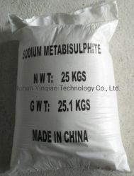 صناعة درجة/[فوود غرد] [كس] رفض. 7681-57-4 صوديوم [متبيسولفيت] 97%
