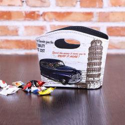 Casella di memoria varia da tavolino di mano del sacchetto 4L del sacchetto Lidless perforato dell'imballaggio