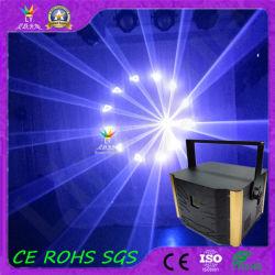 5W RGB farbenreiche DMX Animation-Stadiums-Laser-Beleuchtung