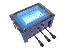 2000W/4000W Intelligent 7дюйм Time Table ведущих светодиодный индикатор всеобщей Triac регулятора яркости освещения приборов