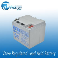 SLA Deep-Cycle Bateria de gel utilizado para o Sistema de Energia Solar Longa Vida 12V 43,3AH