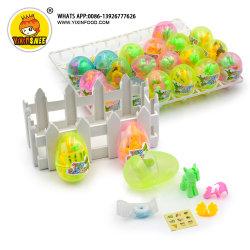 Dinosaurier-nettes Ei geformte Spielzeug-Presse-Süßigkeit