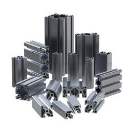 Серия 6000 промышленных алюминиевых /алюминиевого сплава штампованного/профилей профили для промышленности