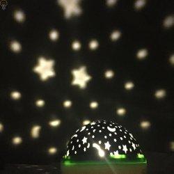 De Lichte Projector van de Nacht van de LEIDENE Hemel van Sterren