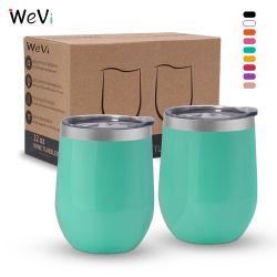 Оптовая торговля вакуумный из нержавеющей стали для повторного использования питьевой кофе чашку Sippy