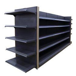 Высококачественные металлические супермаркет магазин Магазин розничной торговли стеллажей стоек на гондоле