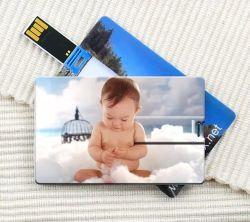 Creditcard USB Flash Drive USB Custom Memory Sticks Bulk Goedkope USB-kaart