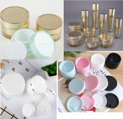 Crema cosmética Jar Jar Jar de crema de PP PP jarra de plástico acrílico de Jar Jar crema cosmética