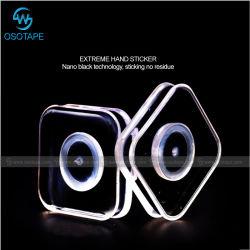 Venta caliente película Nano Traceless multifunción cinta adhesiva soporte para teléfono