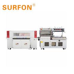 Medias de máquinas de embalaje termoencogible