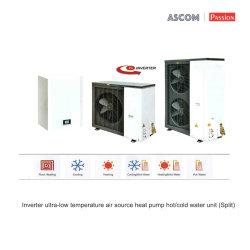 Inverter CC 2kw/7kw condizionatore con sorgente d'aria a risparmio energetico suddiviso