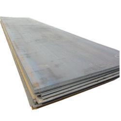 صفيحة الفولاذ Corten المقاومة للتجوية (Corten Steel Plate) المدلفنة الساخنة A588