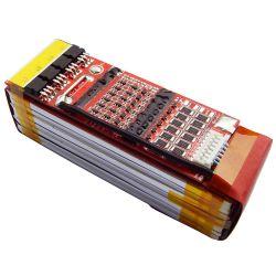 4s-8s 15A PCM СЭЗ для 28,8 V 29.6V Li-ion/литий/ работа без подзарядки 24V 25.6V LiFePO4 батарей размера L120*W43*T10мм (PCM-L08S12-306)