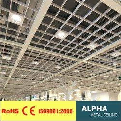 Soffitto decorativo falso sospeso alluminio delle cellule del metallo