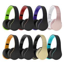 Fabrik Großhandel Hand Frei Wireless Stirnband Bluetooth-Kopfhörer Neu Eingetroffen Hersteller Kabellose Kopfhörer