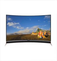 Nagelneuer 4K Fernsehapparat gebogener 65-Inch 4K ultra HD OLED 4K intelligenter 3D LED Fernsehapparat (Modell 2016)