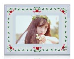 إطار صور زجاجي فارغ ذو جودة عالية للصور الفوتوغرافية الفارغة لصورة مخصصة الطباعة
