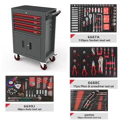 Set di attrezzi per la soluzione di attrezzi per la riparazione meccanica automatica 257PCS