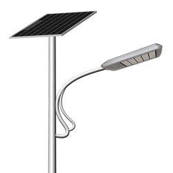 precio de fábrica LED Solar Farolas Conjunto con la pole a Uganda