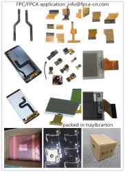 Professionele PCB Board Flexible Circuit voor Wearable Electronics, professionele one-stop fabrikant FPC/FPCA sinds 2008