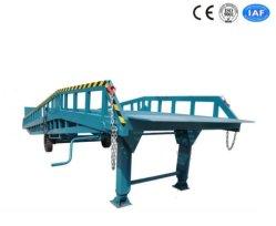 Dock di carico mobile robusto meccanico da 10000 kg