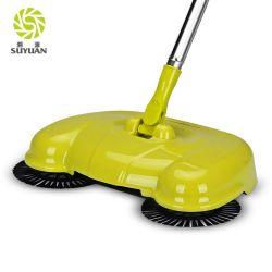 Mop della spazzatrice del manico per scope di pulizia