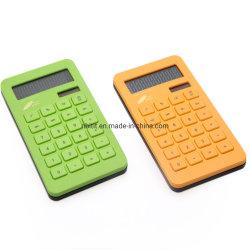 Красочные портативных электронных научных 10 цифры на дисплее горячая продажа Ультра тонкий портативный калькулятор для студентов