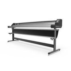 El ejercicio2500cortar nuevo modelo eléctrico de tamaño de 2500mm de ancho de cortador de papel