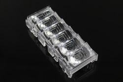 Luz antiniebla trasera LED personalizados lente para auto