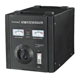 Fase única 0.5-5kVA 220/110V CA regulador de voltagem automático