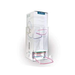 نظارات واقية بلاستيكية للاستعمال مرة واحدة نظارات طبية نظارات وصفة بديلة العدسات