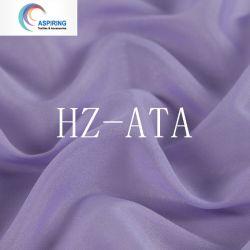 Chiffon- Gewebe 100% der Polyester-Seide-100d für Kleid