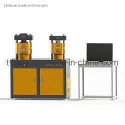 PC Control Cement Flexural 콘크리트 실험실은 압축 테스트 기계를 사용했습니다 지그 포함