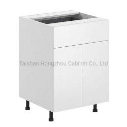 新しい方法MDFの白いラッカー食器棚