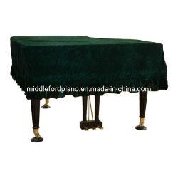 [إمرلد-برل] لون مخمل بيانو غبار تغطية بيع بالجملة