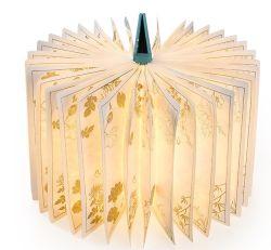 주문을 받아서 만들어진 개인화된 선물 테이블 책 빛