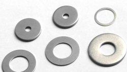 Comme l1252 - la rondelle plate (anneaux) - Acier au carbone - 45# - plaine - Grade 300HV - M16