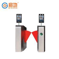 Detector de infrarrojos de reconocimiento facial automático sistema de seguridad de la puerta Puerta torniquete trípode canal