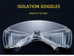 Beschermende Glazen van de Bril van de Veiligheid van de Beschermende brillen van de veiligheid de Regelbare
