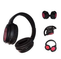 Über Ohr Bluetooth Kopfhörern Aufbauen-Mic für Fernsehapparat für Smartphones
