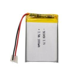 На заводе литий-ионный аккумулятор 3,7 В полимерная батарея 2000Мач Аккумулятор Lipo полимеров для Bluetooth /цифровой продукции