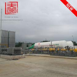 LPG ISO タンク / シリンダー CSC 認証コンテナ工場価格圧力 - ベッセル