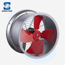AC conduit de refroidisseur d'air axial industriels Ventilateur de soufflante