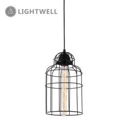 E27 утюг подвесной светильник простой подвесной светильник для украшения