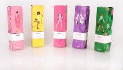 Dozen Kleding Logo voorbeeld Cadeau Wit Custom Carton Verpakkingsdoos