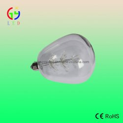 Lampadina LED G140 vintage stile Grande Mela, lampada LED decorazione classica, lampadine LED Global Festival
