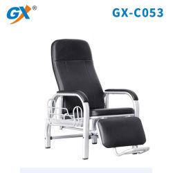간호 IV 대를 가진 참을성 있는 주입 의자