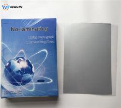 0.15mm 0.46mm 0.15mm Stärke Kurbelgehäuse-Belüftung kein lamellierendes Karten-Blatt, Belüftung-Kunststoff-Blatt im hellen Shine glatt