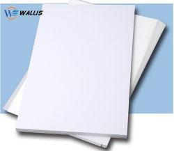 O cartão de identificação de policarbonato de PC de PVC Núcleo Material camadas intermédias